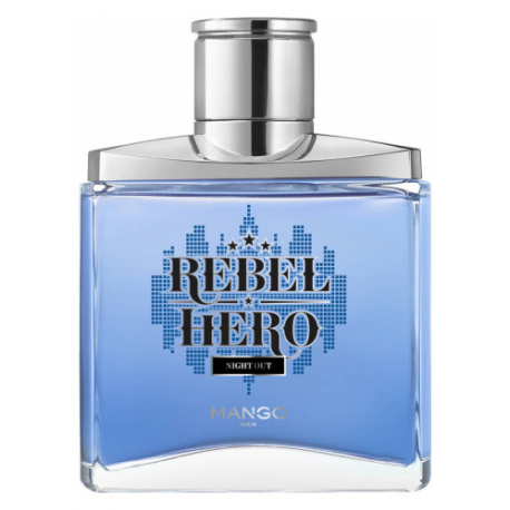 MANGO REBEL HERO NIGHT OUT EDT