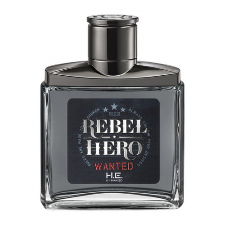 MANGO REBEL HERO WANTED EDT