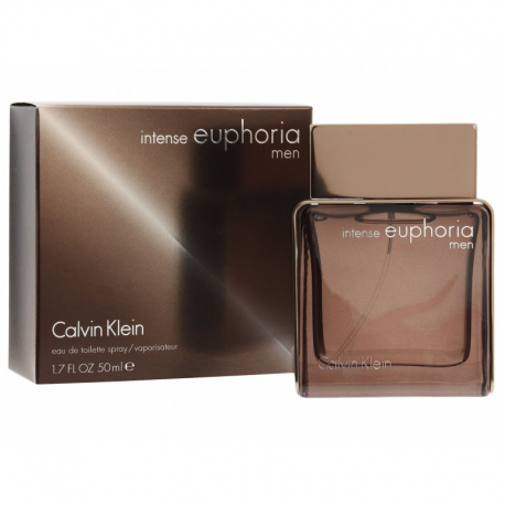 CALVIN KLEIN EUPHORIA INTENSE MEN EDT