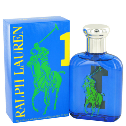 RALPH LAUREN BIG PONY COLLECTION 1 BLUE MEN EDT