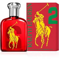 RALPH LAUREN BIG PONY COLLECTION 2 RED MEN EDT