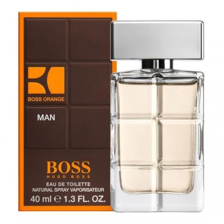HUGO BOSS BOSS ORANGE FOR MEN EDT