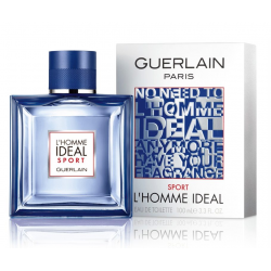 Guerlain L'homme Ideal Sport EDT