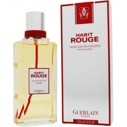 Guerlain Habit Rouge Legere EDT