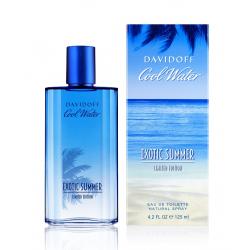Davidoff Cool Water Exotic Summer Men 2016r EDT