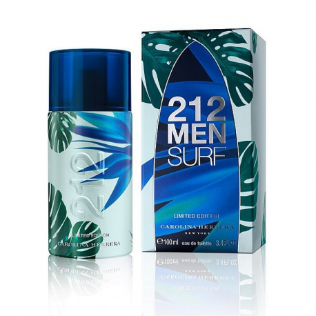 CAROLINA HERRERA 212 SURF FOR HIM EDT