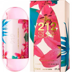 Carolina Herrera 212 Surf For Her EDT