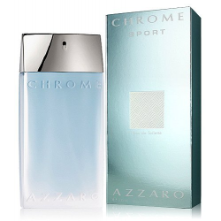 AZZARO CHROME SPORT EDT