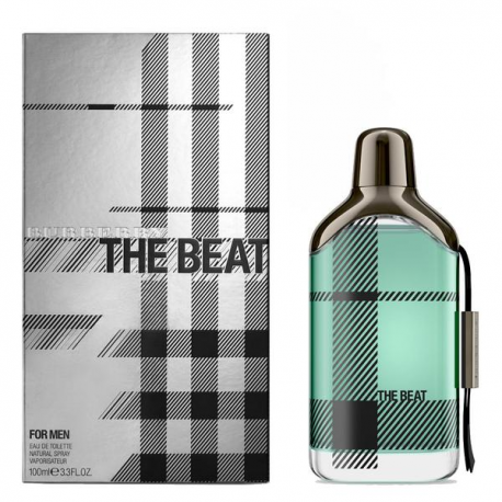 BURBERRY THE BEAT FOR HIM EDT