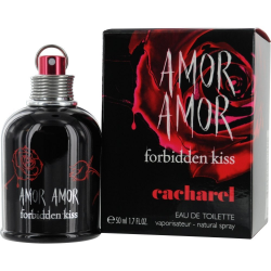 CACHAREL AMOR AMOR FORBIDDEN KISS EDT