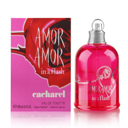 CACHAREL AMOR AMOR IN A FLASH EDT