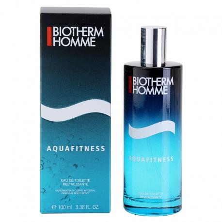 BIOTHERM HOMME AQUAFITNESS EDT