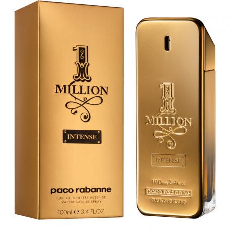 PACO RABANNE 1 MILLION INTENSE EDT