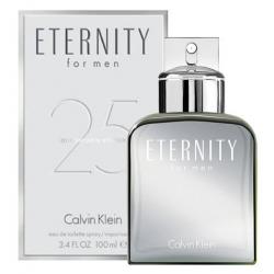 Calvin Klein Eternity 25th Anniversary Edition For Men EDT