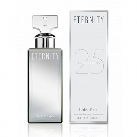 CALVIN KLEIN ETERNITY 25TH ANNIVERSARY EDITION FOR WOMEN EDP