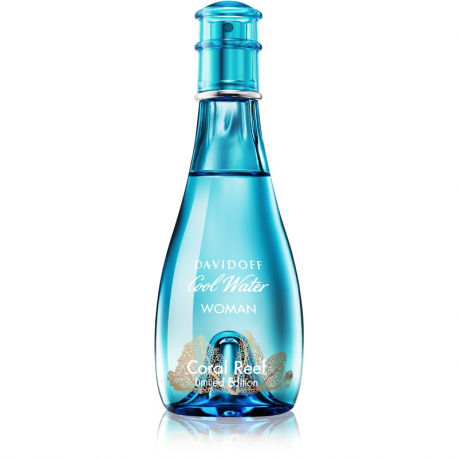 DAVIDOFF COOL WATER CORAL REEF WOMAN EDT