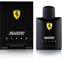 Ferrari Scuderia Ferrari Black EDT