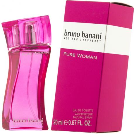 BRUNO BANANI PURE WOMAN EDT