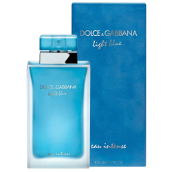 DOLCE & GABBANA LIGHT BLUE EAU INTENSE EDP