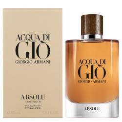 Giorgio Armani Acqua Di Gio Absolu EDP