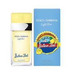 Dolce & Gabbana Light Blue Italian Zest EDT