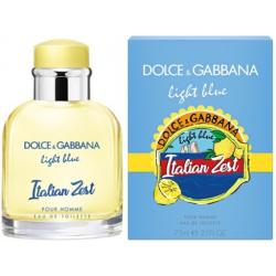 Dolce & Gabbana Light Blue Pour Homme Italian Zest EDT