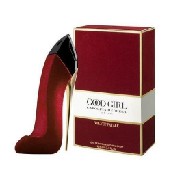 CAROLINA HERRERA GOOD GIRL VELVET FATALE COLLECTOR EDP
