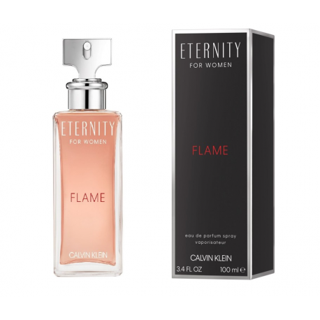 CALVIN KLEIN ETERNITY FLAME FOR WOMEN EDP