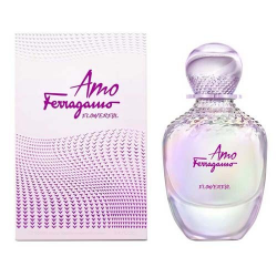 SALVATORE FERRAGAMO AMO FLOWERFUL EDT