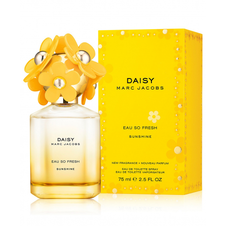 MARC JACOBS DAISY EAU SO FRESH SUNSHINE EDT