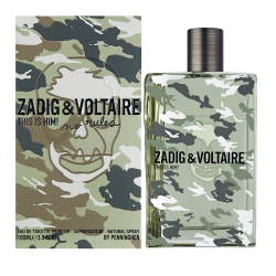 ZADIG & VOLTAIRE THIS IS HIM! NO RULES EDT