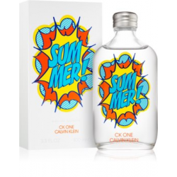 CALVIN KLEIN CK ONE SUMMER 2019 EDT
