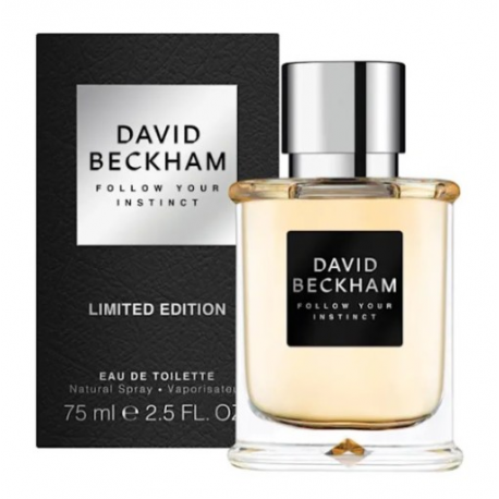 DAVID BECKHAM FOLLOW YOUR INSTINCT EDT