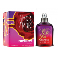 CACHAREL AMOR AMOR ELECTRIC KISS EDT