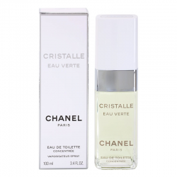 CHANEL CRISTALLE EAU VERTE CONCENTREE EDT