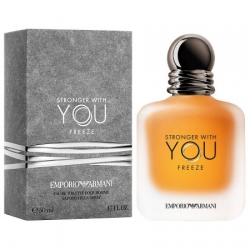 Giorgio Armani Stronger With You Freeze EDT