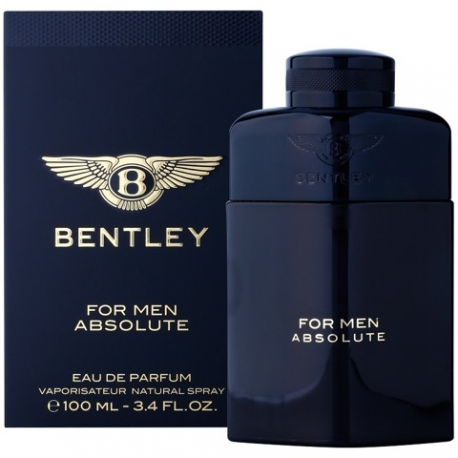 BENTLEY FOR MEN ABSOLUTE EDP
