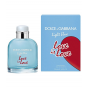 DOLCE & GABBANA LIGHT BLUE LOVE IS LOVE POUR HOMME EDT