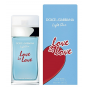 Dolce & Gabbana Light Blue Love Is Love Pour Femme EDT