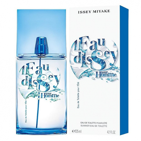 ISSEY MIYAKE L EAU D ISSEY POUR HOMME SUMMER 2015 EDT