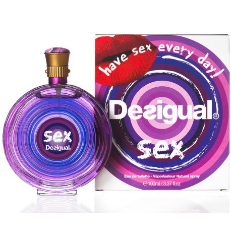 DESIGUAL SEX EDT