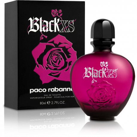 PACO RABANNE XS BLACK WOMAN EDT