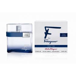 SALVATORE FERRAGAMO F BY FERRAGAMO FREE TIME EDT