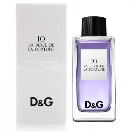 DOLCE & GABBANA ANTHOLOGY LA ROUE DE LA FORTUNE 10 EDT