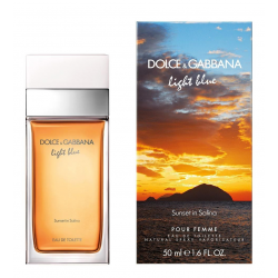 Dolce & Gabbana Light Blue Sunset In Salina EDT