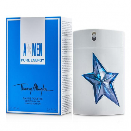 THIERRY MUGLER A MEN PURE ENERGY EDT