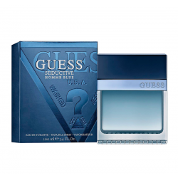 GUESS MAN EDTGUESS SEDUCTIVE HOMME BLUE EDT