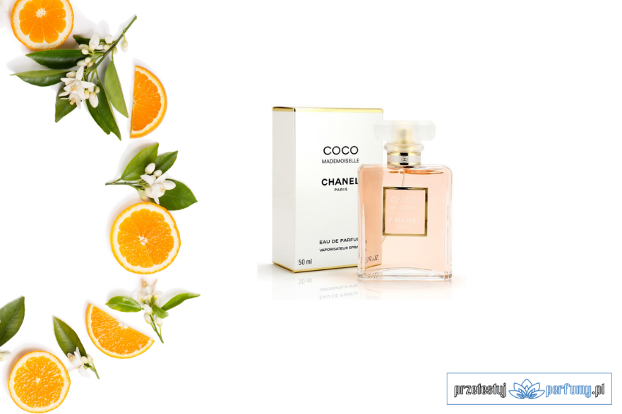 perfumy cytrusowe