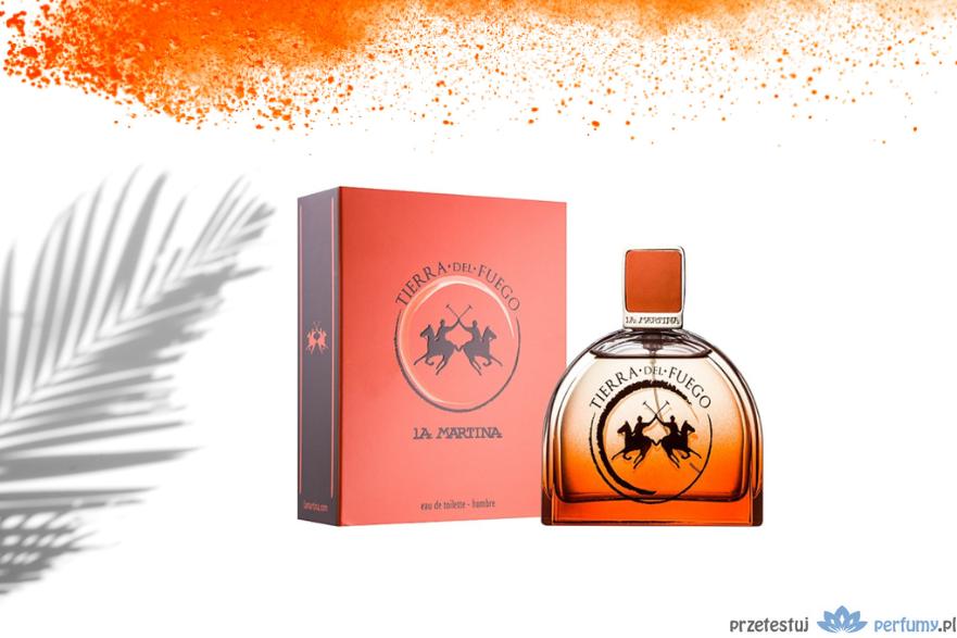Perfumy męskie z piżmem.